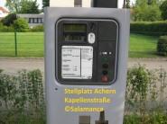 Parkscheinautomat (Preis evtl nicht aktuell)