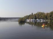 Sportbootsteg